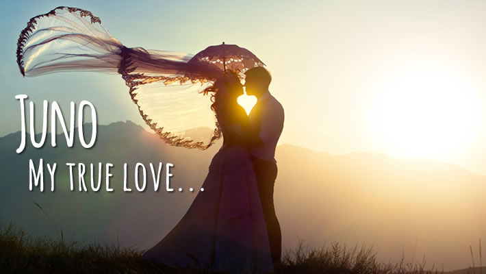 Juno - my true love and spouse - Part I  | Amazing-Astrology com
