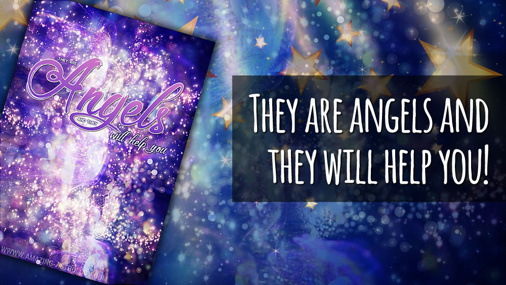 Angels will help you - FREE E-Book