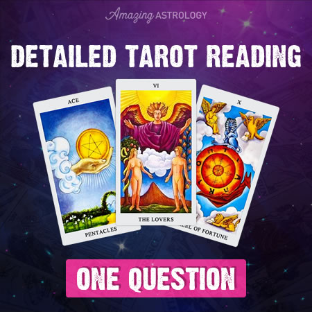 Detailed Tarot Reading