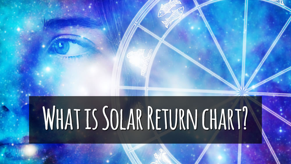 Solar Return chart report