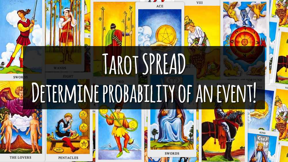 Tarot Spread - Probability of an event