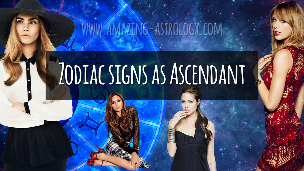 ASCENDANT SIGN DESCRIPTION