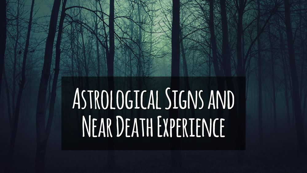 Near Death Experience and Astrology