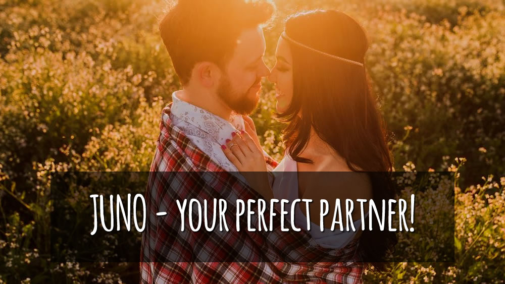 Perfect partner for you - Juno shows them to you<img src=