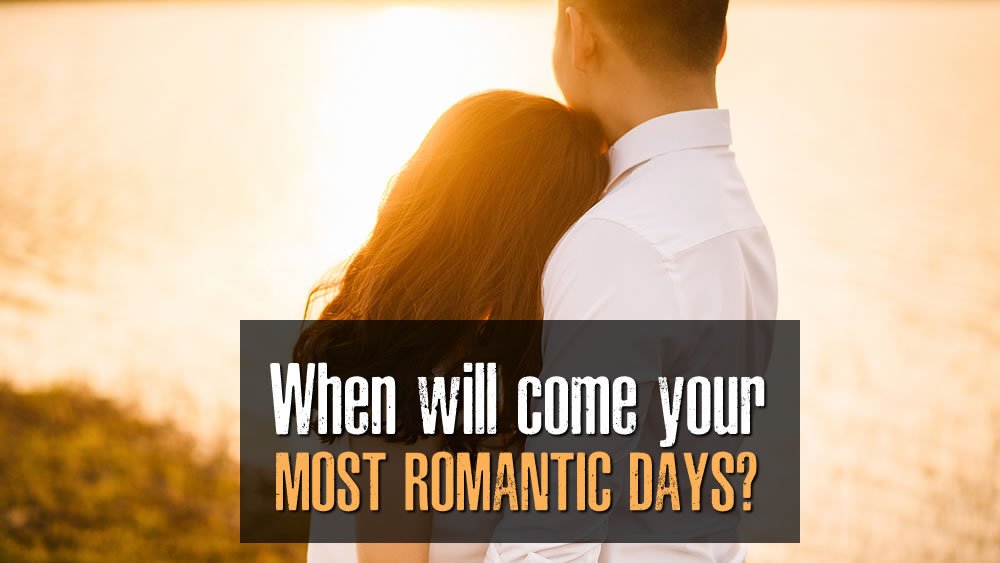 Most romantic times for the both of you